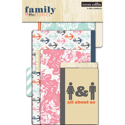 Teresa Collins - Family Stories Collection - File Folders