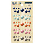 Teresa Collins - Family Stories Collection - Enamel Dots