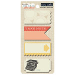 Teresa Collins Designs - He Said She Said Collection - She Said - Sticky Notes