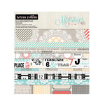 Teresa Collins - Memories Collection - 6 x 6 Pad