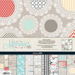 Teresa Collins - Memories Collection - 12 x 12 Paper and Accessories Pack
