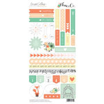 Teresa Collins Designs - Nine and Co Collection - Cardstock Stickers - Decorative