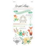 Teresa Collins - Nine and Co Collection - Rub Ons