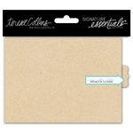 Teresa Collins - Signature Essentials Collection - Flip Book - Kraft - Small