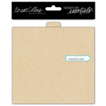 Teresa Collins - Signature Essentials Collection - Flip Book - Kraft - Large