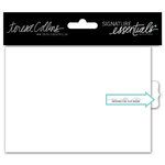Teresa Collins - Signature Essentials Collection - Flip Book - White - Small