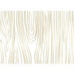 Teresa Collins - Studio Gold Collection - Card Set - Woodgrain