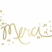 Teresa Collins - Studio Gold Collection - Card Set - Merci