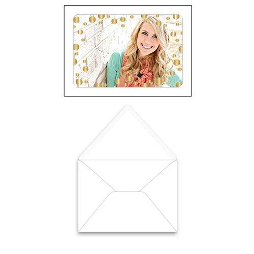 Teresa Collins - Studio Gold Collection - Photo Overlay Card Kit