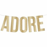 Teresa Collins - Studio Gold Collection - Banner - Adore