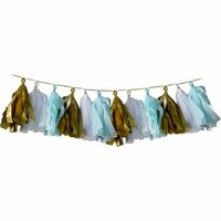 Teresa Collins - Studio Gold Collection - Tassel Banner Kit