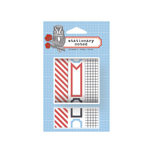 Teresa Collins - Stationery Noted Collection - Washi Tape