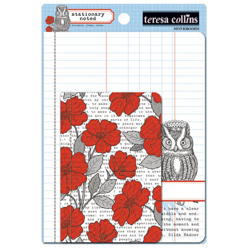 Teresa Collins - Stationery Noted Collection - Notebooks