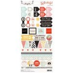 Teresa Collins Designs - Something Wonderful Collection - Cardstock Stickers - Decorative