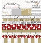 Teresa Collins - Tinsel and Company Collection - Christmas - 6 x 6 Paper Pad