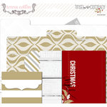 Teresa Collins - Tinsel and Company Collection - Christmas - File Folders