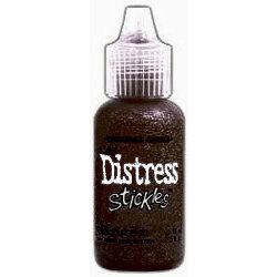 Ranger Ink - Tim Holtz - Distress Stickles Glitter Glue - Vintage Photo