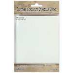 Ranger Ink - Tim Holtz - Distress Specialty Stamping Paper - 4.25 x 5.5