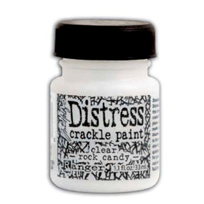 Ranger Ink - Tim Holtz - Distress Crackle Paint - Clear Rock Candy