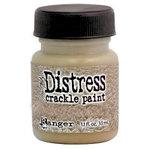 Ranger Ink - Tim Holtz - Distress Crackle Paint - Metallic Tarnished Brass