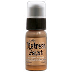 Ranger Ink - Tim Holtz - Distress Paint - Metallic - Antiqued Bronze