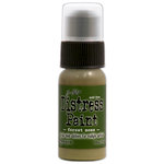 Ranger Ink - Tim Holtz - Distress Paint - Forest Moss