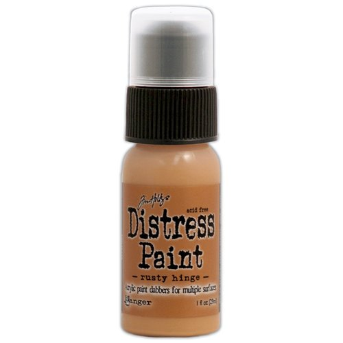 Ranger Ink - Tim Holtz - Distress Paint - Rusty Hinge