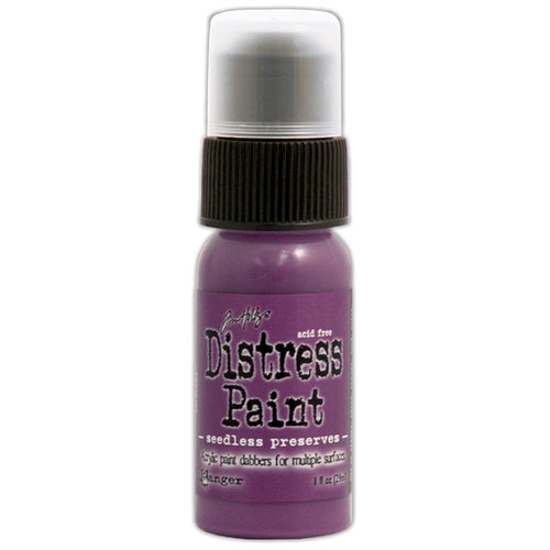 Ranger Ink - Tim Holtz - Distress Paint - Seedless Preserves