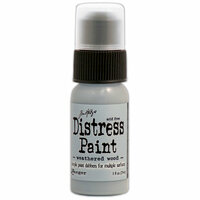 Ranger Ink - Tim Holtz - Distress Paint - Weathered Wood