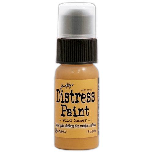 Ranger Ink - Tim Holtz - Distress Paint - Wild Honey