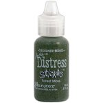 Ranger Ink - Tim Holtz - Distress Stickles Glitter Glue - Forest Moss