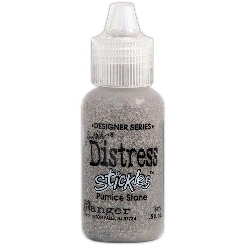 Ranger Ink - Tim Holtz - Distress Stickles Glitter Glue - Pumice Stone