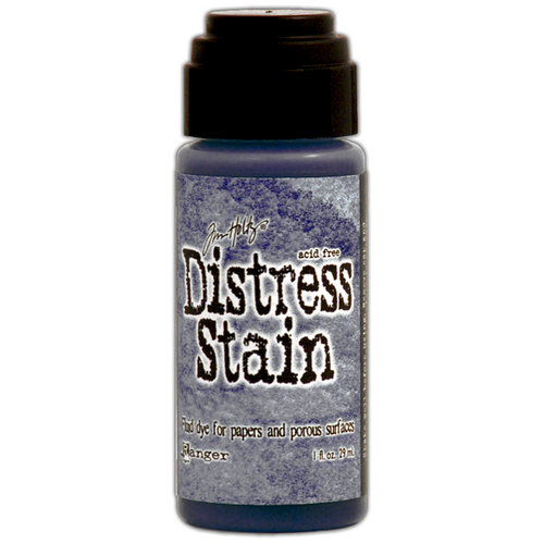 Ranger Ink - Tim Holtz - Distress Stain - Chipped Sapphire