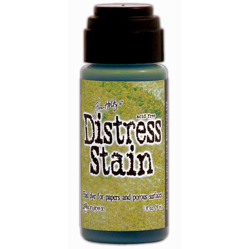 Ranger Ink - Tim Holtz - Distress Stain - Crushed Olive