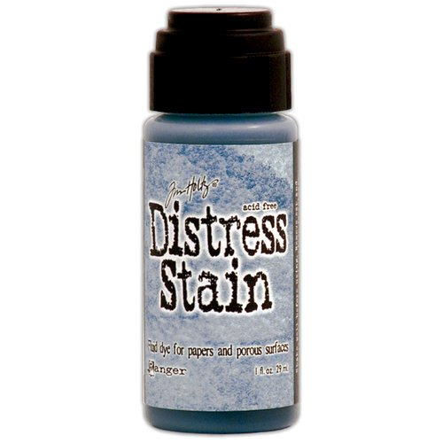 Ranger Ink - Tim Holtz - Distress Stain - Stormy Sky