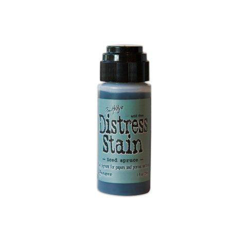 Ranger Ink - Tim Holtz - Distress Stain - Iced Spruce