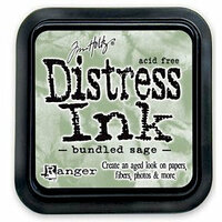 Ranger Ink - Tim Holtz - Distress Ink Pads - Bundled Sage