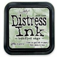 Ranger Ink - Tim Holtz - Distress Ink Pads - Bundled Sage