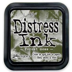 Ranger Ink - Tim Holtz - Distress Ink Pads - Forest Moss