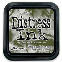 Ranger Ink - Tim Holtz - Distress Ink Pads - Forest Moss