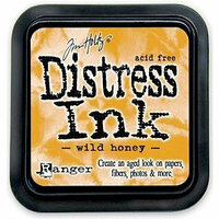 Ranger Ink - Tim Holtz - Distress Ink Pads - Wild Honey