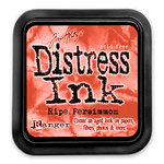 Ranger Ink - Tim Holtz - Distress Ink Pads - Ripe Persimmon
