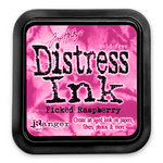 Ranger Ink - Tim Holtz - Distress Ink Pads - Picked Raspberry