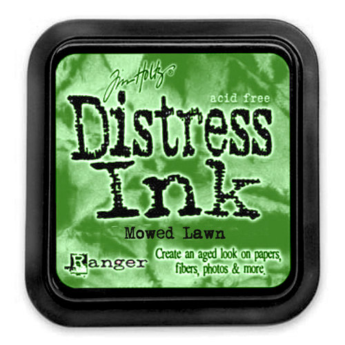 Ranger Ink Distress and Oxide Various Green Colors