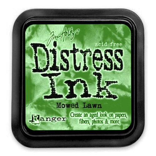 Ranger Ink - Tim Holtz - Distress Ink Pads - Mowed Lawn