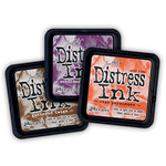 Ranger Ink - Tim Holtz - Distress Ink Pads - Fall - Limited Edition - 3 Pack