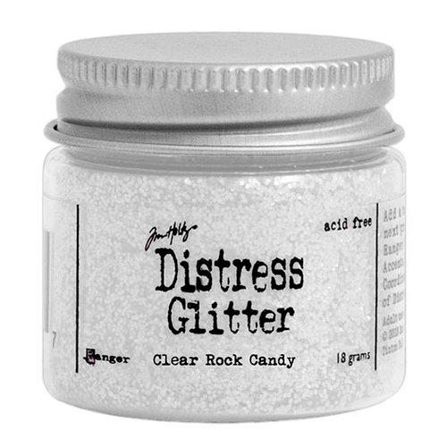 Ranger Ink - Tim Holtz - Distress Glitter - Clear Rock Candy