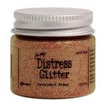 Ranger Ink - Tim Holtz - Distress Glitter - Tarnished Brass