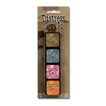 Ranger Ink - Tim Holtz - Distress Ink Pads - Mini Kit - Seven