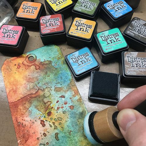 Distress Mini Ink Pads Kit 7,